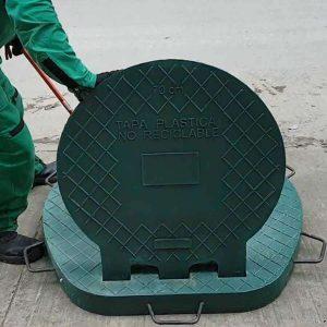 Tapa para Alcantarilla con Bisagra 0 Acueducto de Bogotá 0 Tapas para alcantarillado con bisagra 0 Plástico industrial de alto impacto 0 Anti robo con sistema de seguridad 0 Tapa para alcantarilla con bisagra homologada o autorizada por el acueducto de Bogotá 0 Fábrica de tapas para pozo de inspección plásticas 0 Fábrica de aro tapas para pozo de inspección en polipropileno 0 Fábrica de tapas para manhole 0 Fábrica de tapas para arquetas plásticas 0 Fábrica de tapas para redes de alcantarillado 0 Fábrica de tapas de inspección 0 Tapas para pozo de inspección en fibra 0 Aro tapas para pozo en fibra 0 Aro tapas para manhole en fibra 0 Aro tapas para alcantarillado en fibra 0 Aro tapas para arquetas en fibra 0 Aro tapas para sumidero en fibra 0 Tapas para pozo en concreto 0 Aro tapas para pozo en concreto 0 Tapas para alcantarillado en concreto 0 Tapas para arquetas en concreto 0 Tapas para sumidero en concreto 0 Tapas para redes alcantarillado en concreto 0 Tapas de inspección en concreto 0 Aro tapas para pozo metálicas 0 Tapas para manhole metálicas 0 Tapas para arquetas metálicas Tapas para sumidero metálicas 0 Tapas para redes alcantarillado metálicas 0 Tapas de inspección metálicas 0 Aro tapas para pozo de inspección en fibroconcreto 0 Tapas para pozo plásticas 0 Aro tapas para pozo en plástico 0 Tapas para manhole en plástico Tapas para alcantarillado en plástico 0 Tapas para arquetas en plástico polipropileno 0 Tapas para sumidero en plástico Maderplas 0 Tapas para redes alcantarillado en plástico 0 Tapas de inspección en plástico 0 Pozos de alcantarillado Maderplas