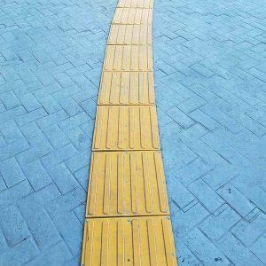 piso pododáctil plástico 0, piso guía para invidentes 0, alternativas inclusivas 0, piso con relieve para ciegos en plástico 0, piso pododáctil Bogotá 0, madeplast 0, maderplas piso pododactil Colombia 0,